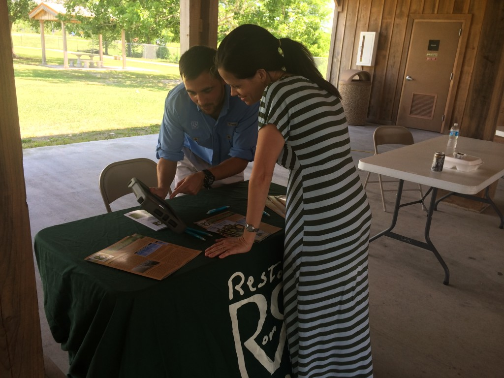 ROR participated in the Give NOLA/Give Bayou event, a one-day giving event which raised nearly $4 million in South LA!