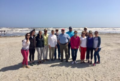 Coastal Louisiana Congressional Staff Trip